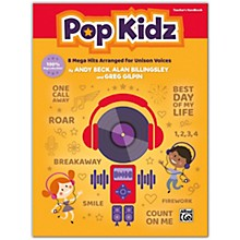 Alfred Pop Kidz Teacher's Handbook Grades 3 and up
