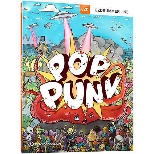 Toontrack Pop Punk EZX