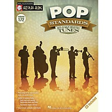 Hal Leonard Pop Standards (Jazz Play-Along Volume 172) Jazz Play Along Series Softcover with CD