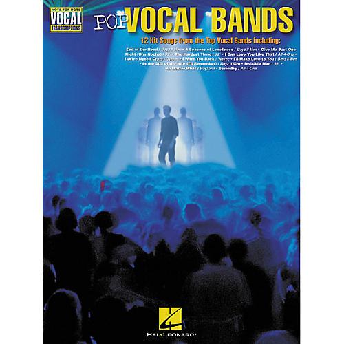 Hal Leonard Pop Vocal Bands Vocal Trancriptions Songbook