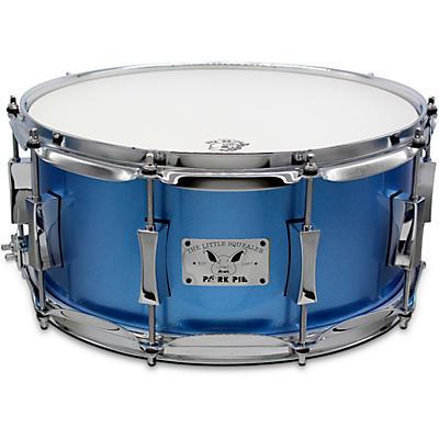 Pork Pie Porcaro Blue Snare Drum