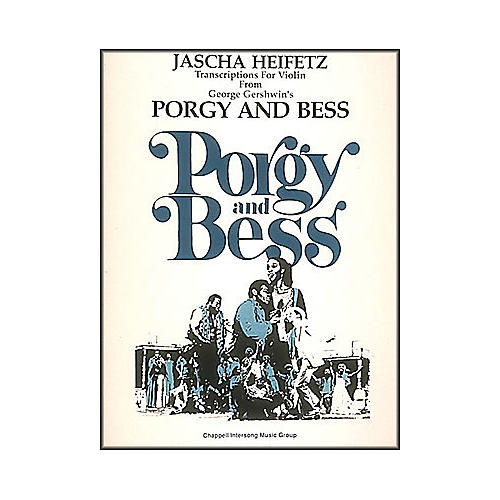 Hal Leonard Porgy And Bess Violin And Piano