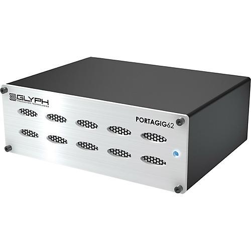 Glyph Porta Gig 62 Portable RAID Hard drive 7200RPM Portable RAID Bus PWR