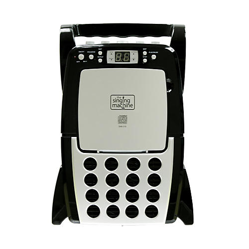 The Singing Machine Portable CD&G Karaoke System