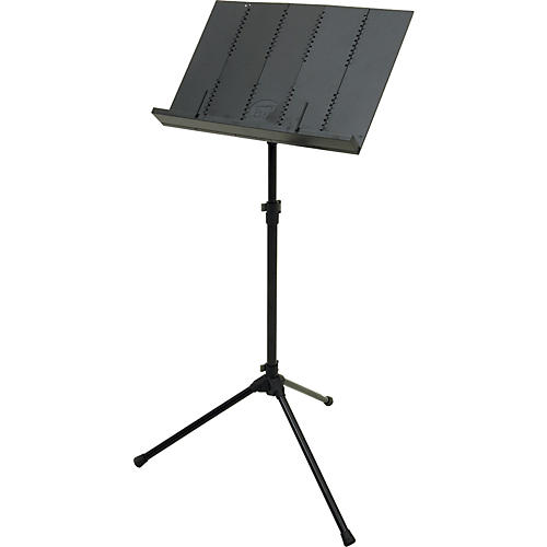 Peak Music Stands Portable Music Stand Black Musicians Friend