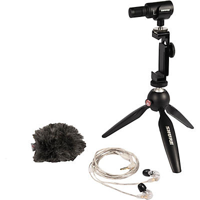 Shure Portable Videography Kit