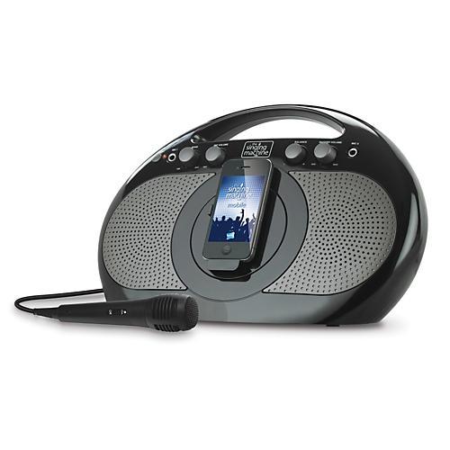 The Singing Machine Portable iPhone/iPod Karaoke System