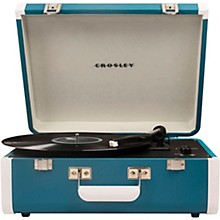 Portfolio Portable Turntable with Bluetooth Turquoise
