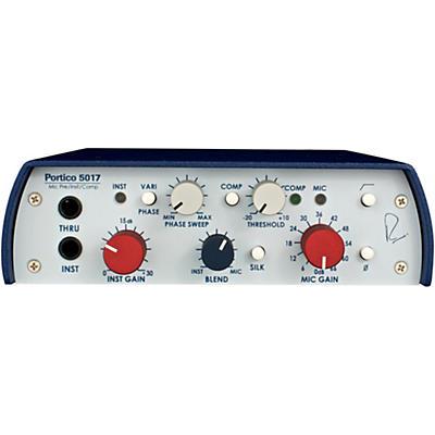Rupert Neve Designs Portico 5017 Mobile Mic Pre, Compressor & DI