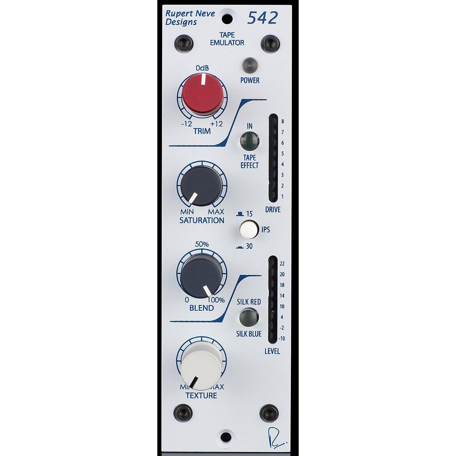 Rupert Neve Designs Portico 542 500 Series Tape FX