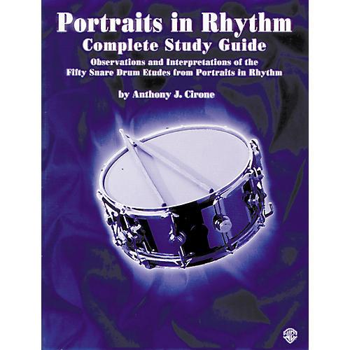 Alfred Portraits in Rhythm Study Guide