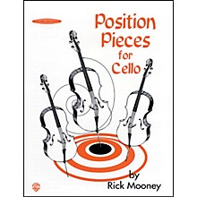 Alfred Position Pieces for Cello (Book)
