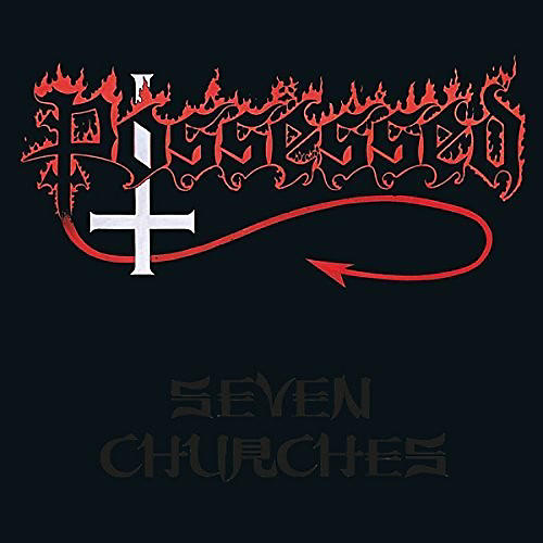 Alliance Possessed - Seven Churches: Splatter Vinyl