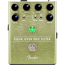 Open BoxFender Pour Over Envelope Filter Effects Pedal