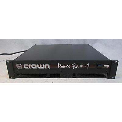 Crown Power Base- 1 Power Amp