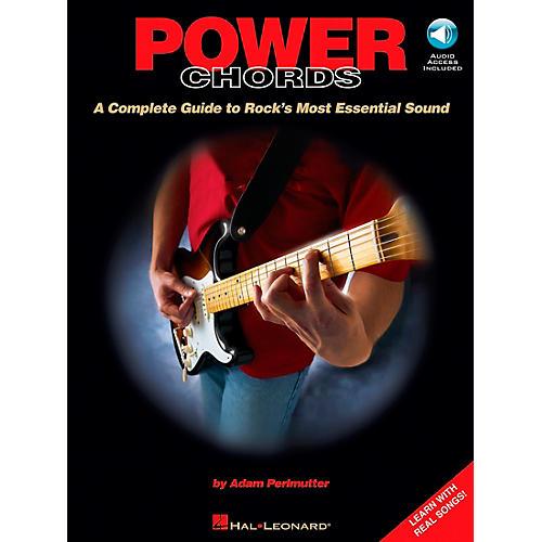 Hal Leonard Power Chords (Book/CD)