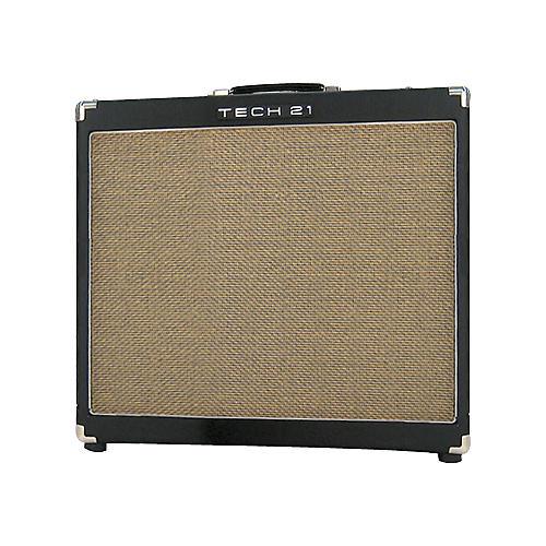 tech 21 power engine pe 60 410 60w 4x10 powered extension speaker cabinet musician 39 s friend. Black Bedroom Furniture Sets. Home Design Ideas