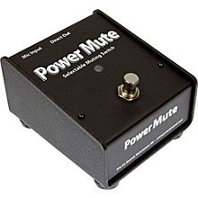 Open Box Pro Co Power Mute Mic Mute Switch