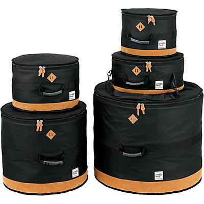 """TAMA Power Pad Designer Collection Drum Bag Set for 5pc Drum Kit with 22""""BD"""