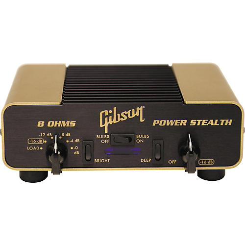 Gibson Power Stealth Power Attenuator