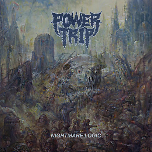 Alliance Power Trip - Nightmare Logic