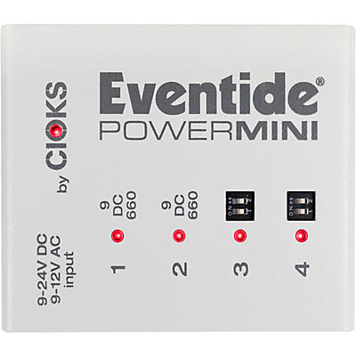 Eventide PowerMini Pedal Power Supply