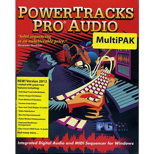 eMedia PowerTracks Pro Audio MultiPAK 2010