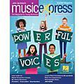 Hal Leonard Powerful Voices Vol. 17 No. 5 (March/April 2017) PREMIUM PLUS COMPLETE PAK Arranged by Emily Crocker thumbnail