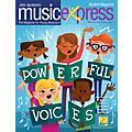 Hal Leonard Powerful Voices Vol. 17 No. 5 (March/April 2017) Student 10Pk Arranged by Emily Crocker thumbnail