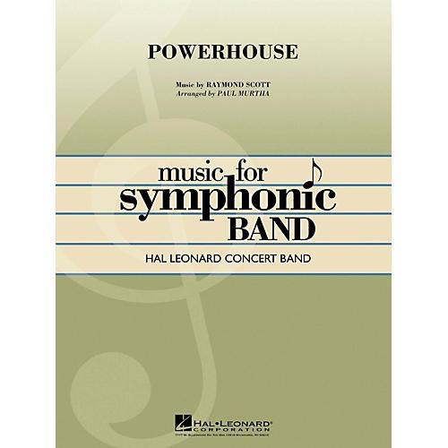 Hal Leonard Powerhouse - Hal Leonard Concert Band Series Level 4