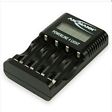 Open Box Ansmann Powerline 4 Light Battery Charger