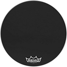 Powermax 2 Ebony Crimplock Bass Drum Head 24 in.
