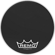 Powermax Ebony Crimplock Bass Drum Head 14 in.