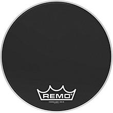 Powermax Ebony Crimplock Bass Drum Head 16 in.