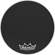 Powermax Ebony Crimplock Bass Drum Head 18 in.