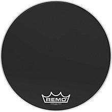 Powermax Ebony Crimplock Bass Drum Head 22 in.