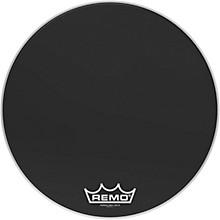 Powermax Ebony Crimplock Bass Drum Head 24 in.