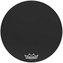 Powermax Ebony Crimplock Bass Drum Head 28 in.