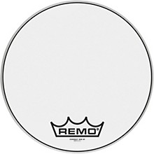 Powermax Ultra White Crimplock Bass Drum Head 16 in.