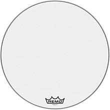 Powermax Ultra White Crimplock Bass Drum Head 32 in.