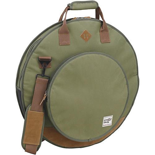 TAMA Powerpad Cymbal Bag Moss Green