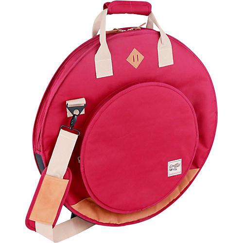 TAMA Powerpad Cymbal Bag Wine Red