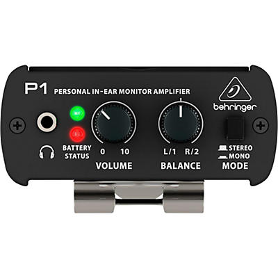 Behringer Powerplay P1 In-Ear Monitor Amplifier