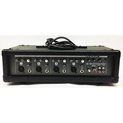 Phonic Powerpod 410 100W Powered Mixer