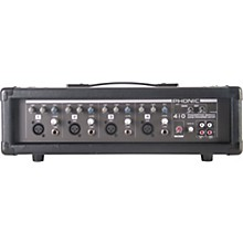 Open Box Phonic Powerpod 410 Powered Mixer with Mic and Speaker Cables