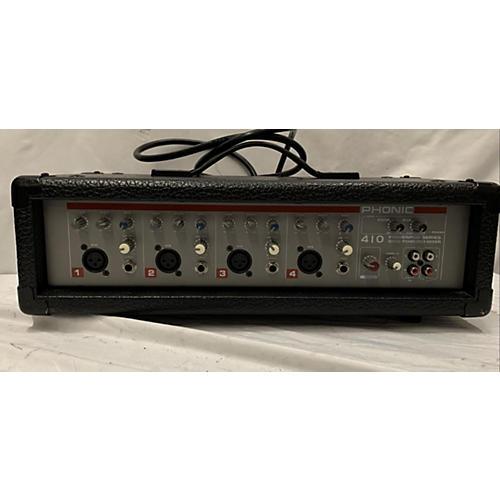 Powerpod 410 Powered Mixer