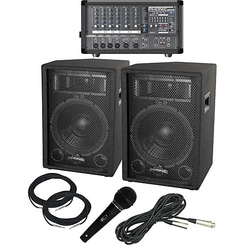 Phonic Powerpod 620 Plus / S712 PA Package