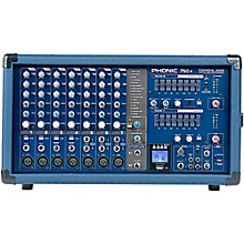 Open BoxPhonic Powerpod 750R 500W 7-Channel Powered Mixer with USB Recorder