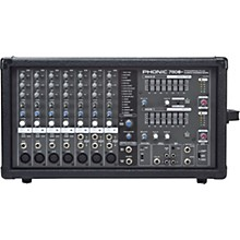 Open BoxPhonic Powerpod 780 Plus 2X300W 7-Channel Powered Mixer with Digital Effects
