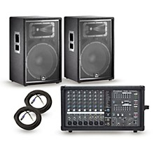 Powerpod 780 Plus Mixer with JRX Speakers PA Package 15